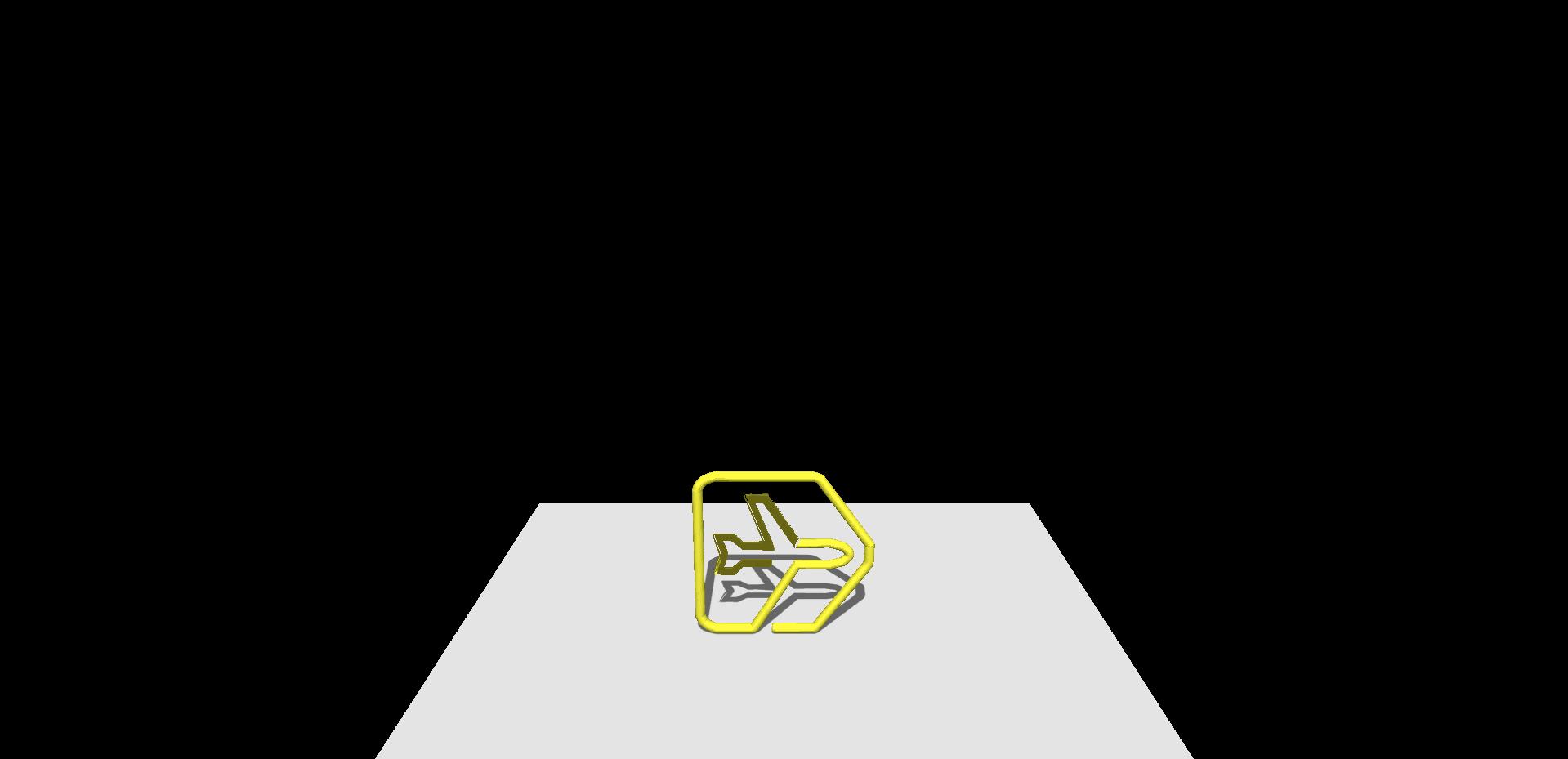 Einfache Three.js Szene