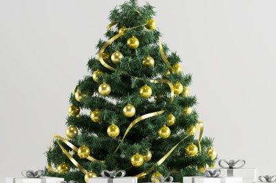 Weihnachtsbäume online mieten Titelbild / Image by JP_3D via stock.adobe.com