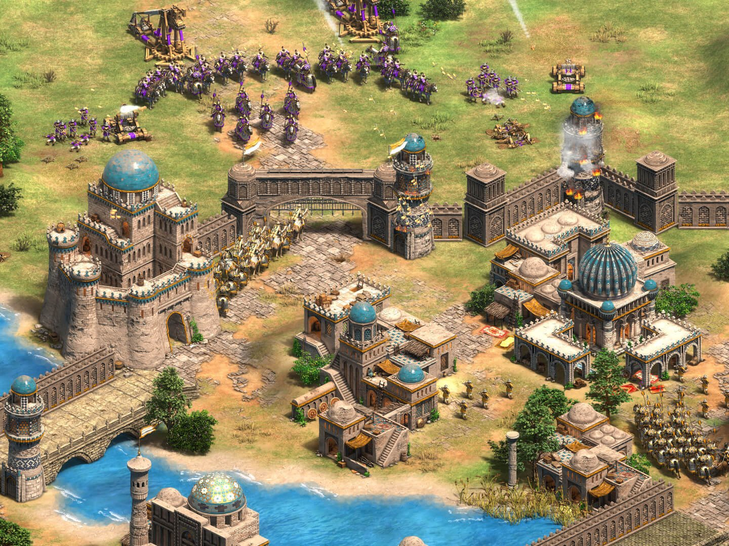 Screenshot aus Age of Empires 2 Definitive Edition