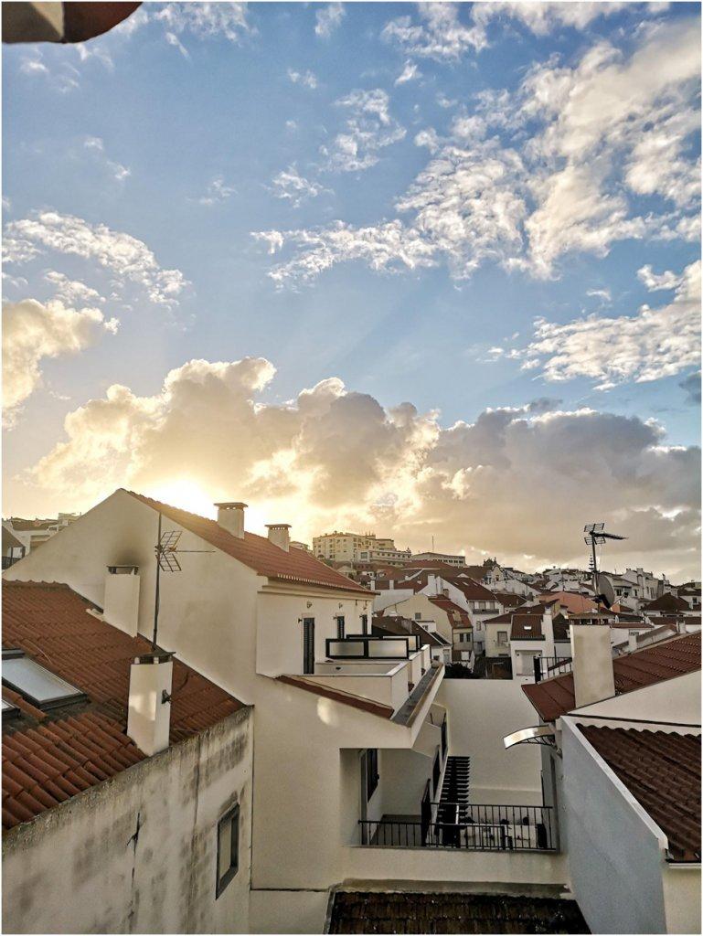 Sonnenaufgang in Ericeira