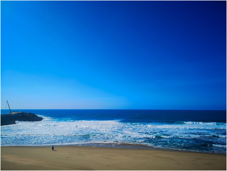 Der Strand von Ericeira