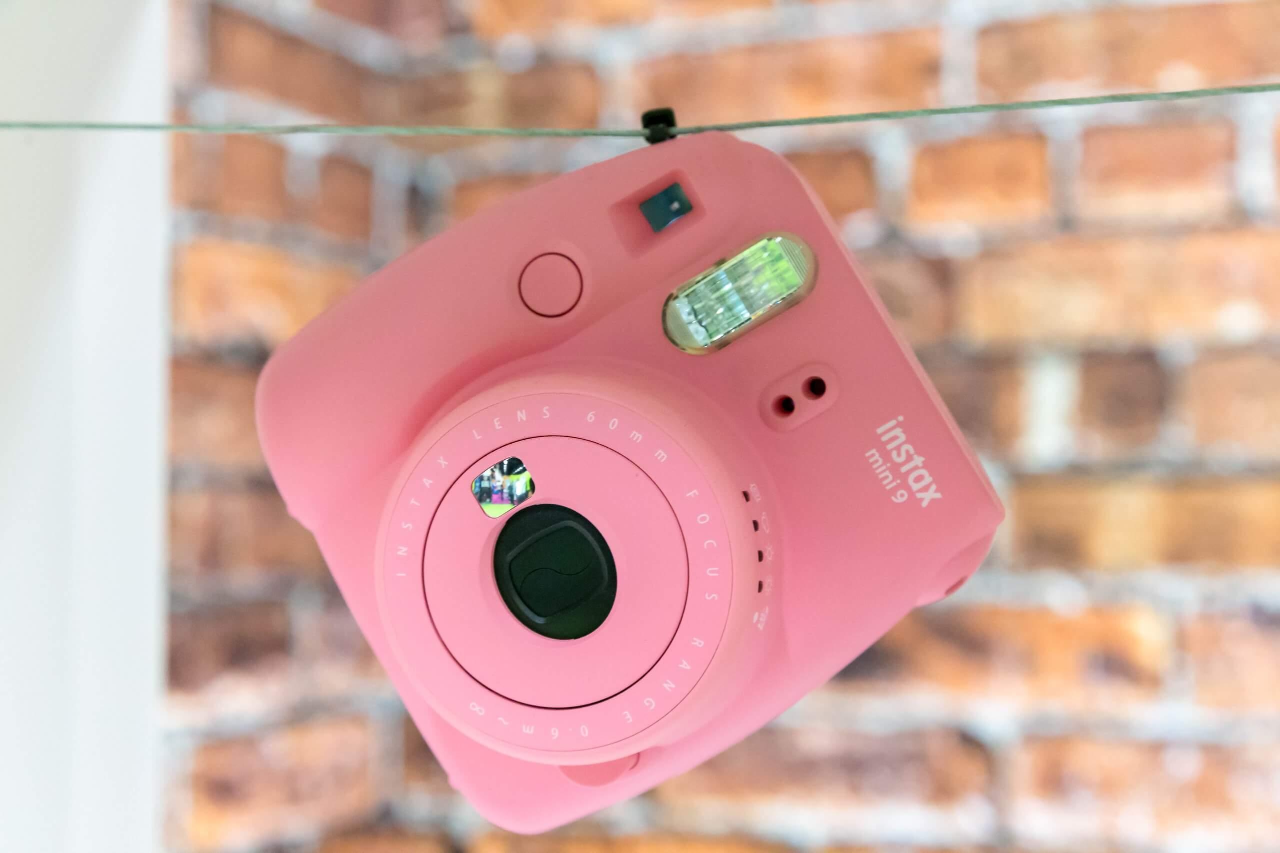 Sofortbildkameras – den Moment festhalten