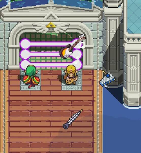 Cadence of Hyrule Screenshot / Image by