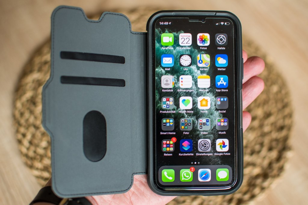 Die Hüllen von Otterbox gehören zu den besten iPhone 11 Pro Cases