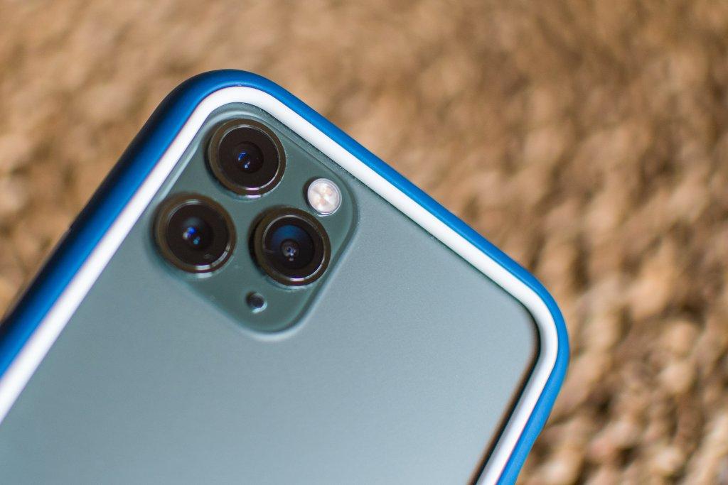 Die Hüllen von Rhinoshield gehören zu den besten iPhone 11 Pro Cases.