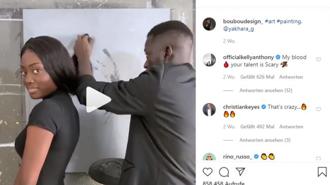 BouBoudesign Instagram by BouBouDesign