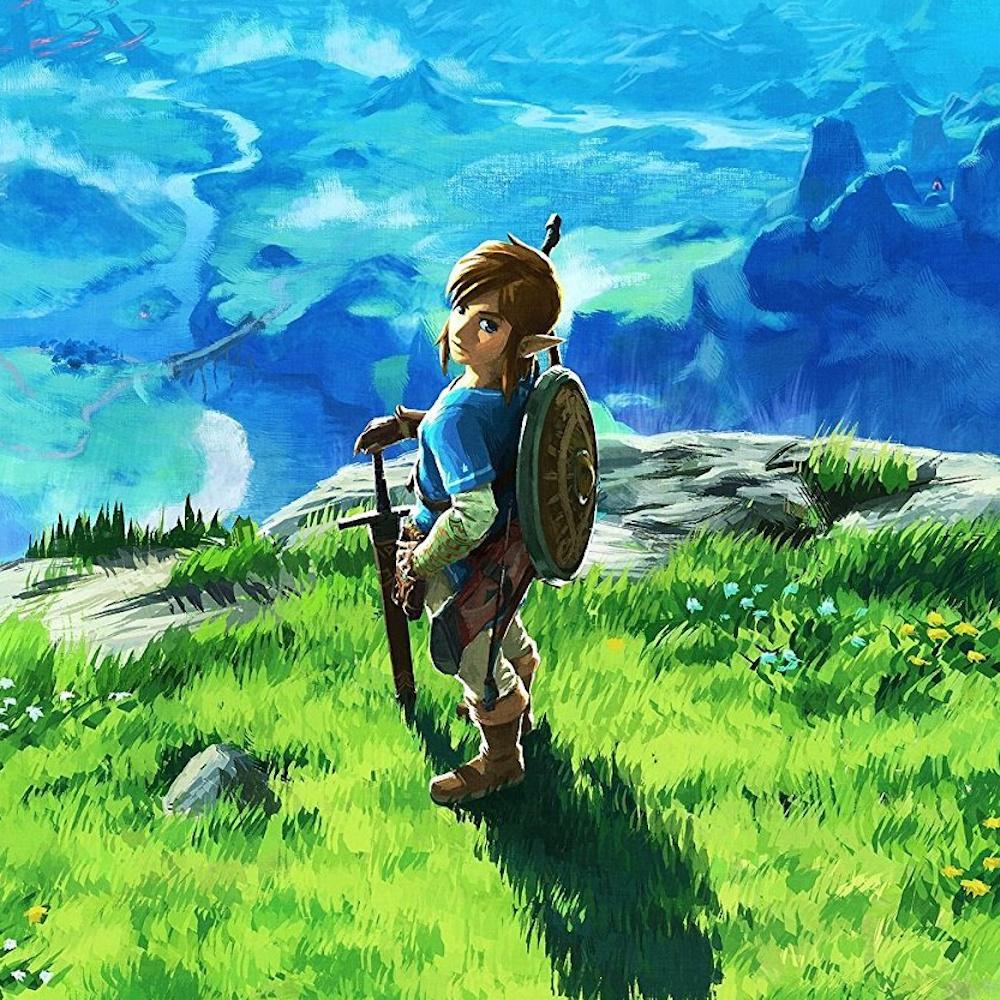 The Legend Of Zelda Breath Of The Wild Im Test Der Netzpiloten