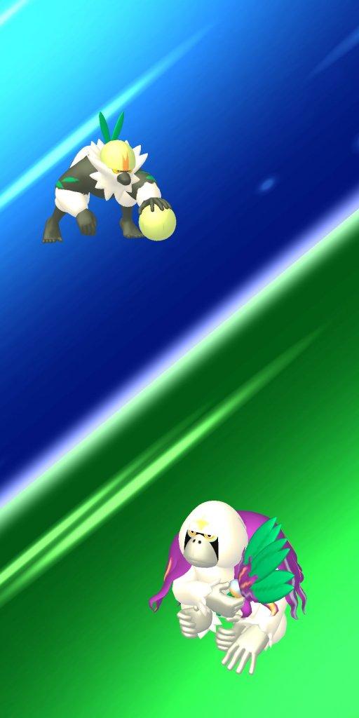 Tausch in Pokemon Home