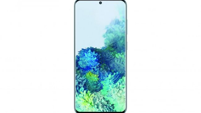 Die Front des Galaxy S20. / Image by Samsung