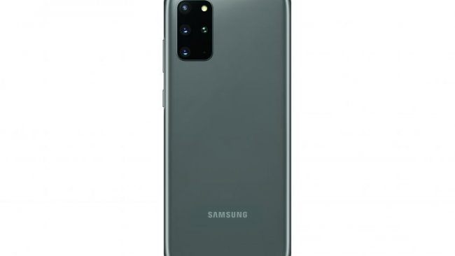 Rückseite des Galaxy S20 Plus / Image by Samsung