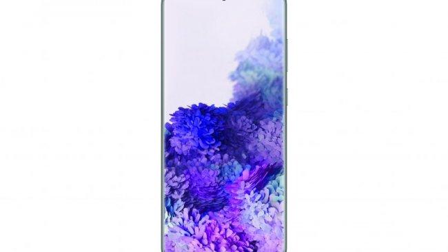 Bild des Samsung Galaxy S20+ Front / Image by Samsung