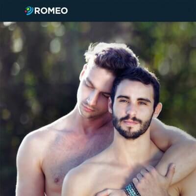 Screenshot GayRomeo von PlanetRomeo
