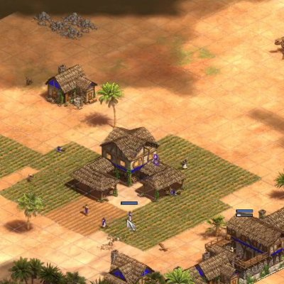 Age of Empires 2 Titelbild Screensot von Moritz Stoll