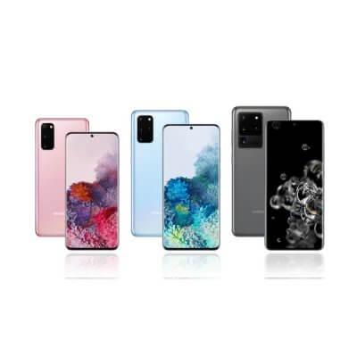 Titelbild zu Galaxy S20 Vorstellung / Image by Samsung