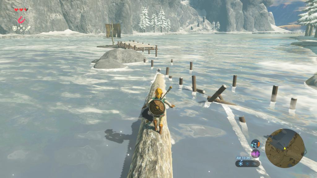 Kalte Berge in Breath of the Wild. Image by Nintendo via igdb.com.