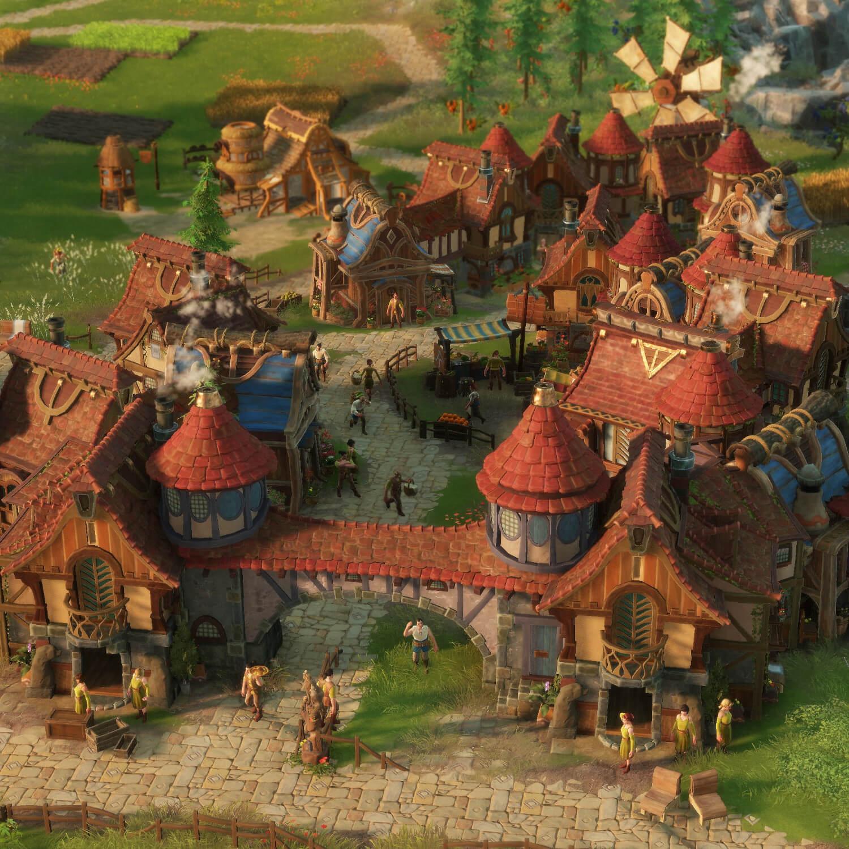 Die Siedler – Die Geschichte vom Wuselfaktor
