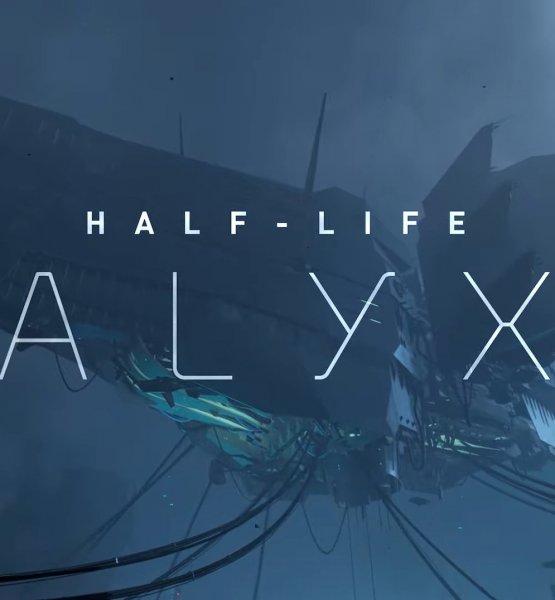 Artwork zu Half-Life Alyx im test / Image by Valve via IGBD.com