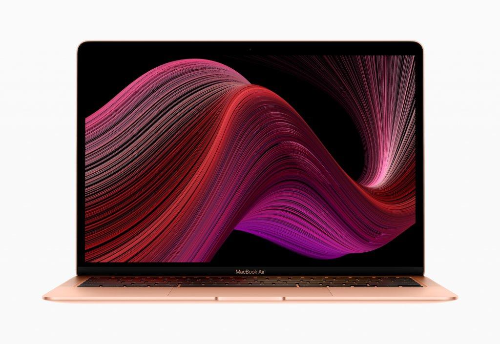 neues MacBook Air / Image by Apple
