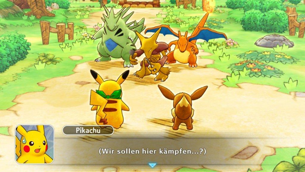 Images by The Pokémon Company. Screenshots aus dem Spiel von Philipp Bader