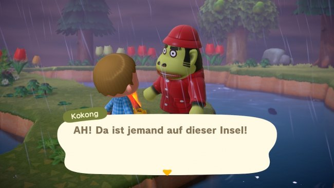Image by Nintendo, Screenshot von Philipp Bader