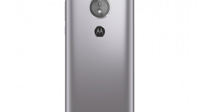 Rückseite des Motorola e5 / Image by Motorola
