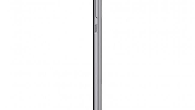 Die Seitenansicht des Motorola Moto E5 / Image by Motorola