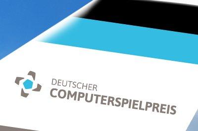 Wir sind als Partner beim Deutschen Computerspielpreis mit dabei.