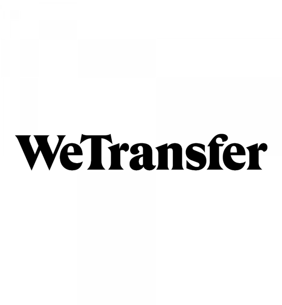 WeTransfer Logo / Image by Wetransfer