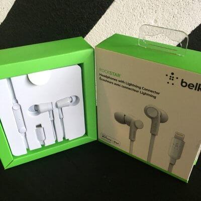 Titelbild Belkin Rockstar Headphones / Image by Moritz Stoll