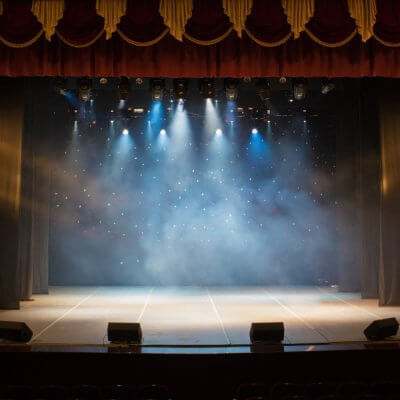 Theater von zu Hause / Bild vonkozlik_mozlik via stock.adobe.com