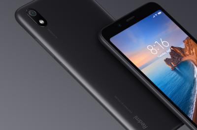 Titelbild für die besten Smartphones unter 100 Euro - Zu sehen ist das Redmi 7A von Xiaomi / Image by Xiaomi