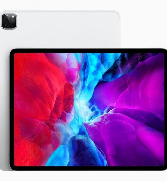 Titelbild neues iPad Pro und neues MacBook Air / Image by