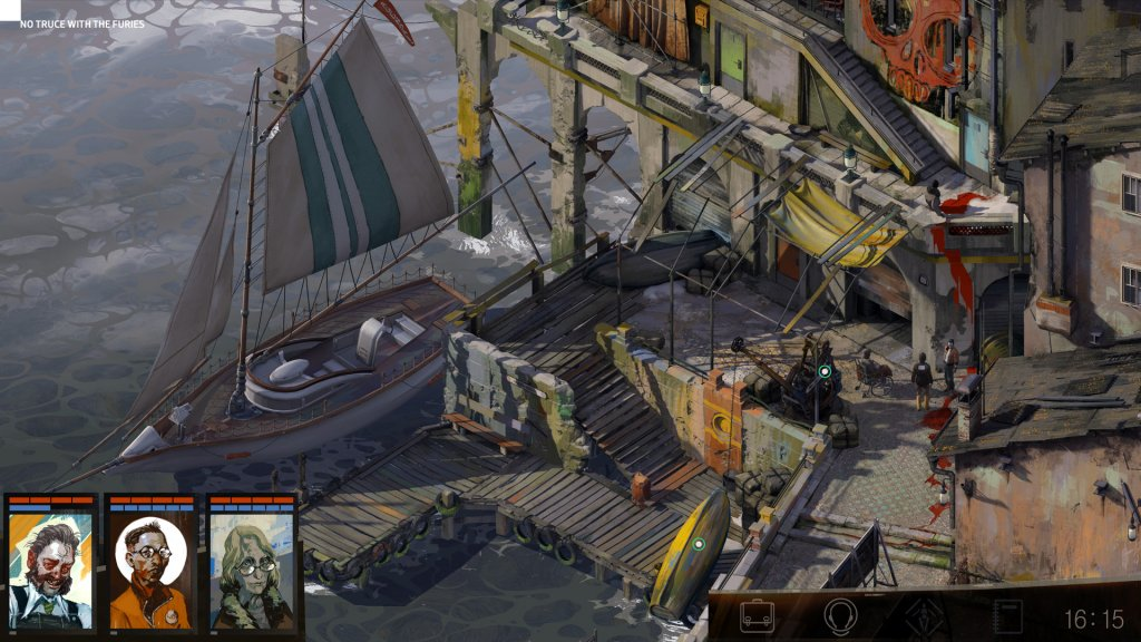 Images via igdb.com Stadt in Disco Elysium