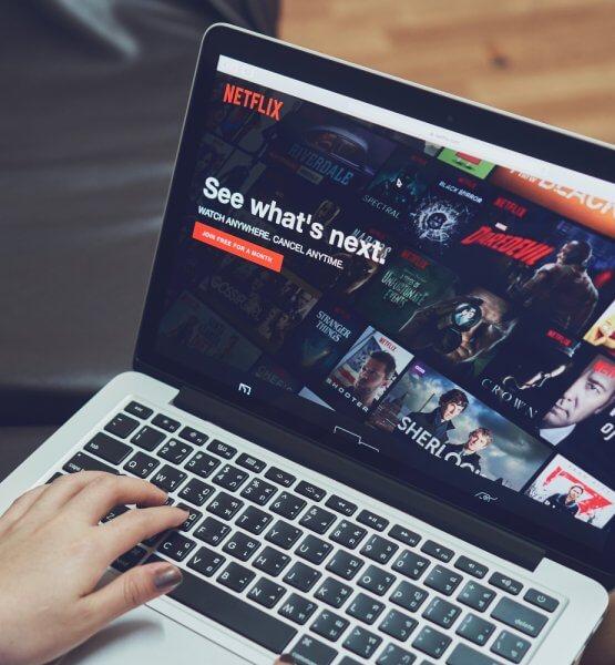 Titelbild zu Werbung auf Netflix / Bild von sitthiphong via stock.adobe.com