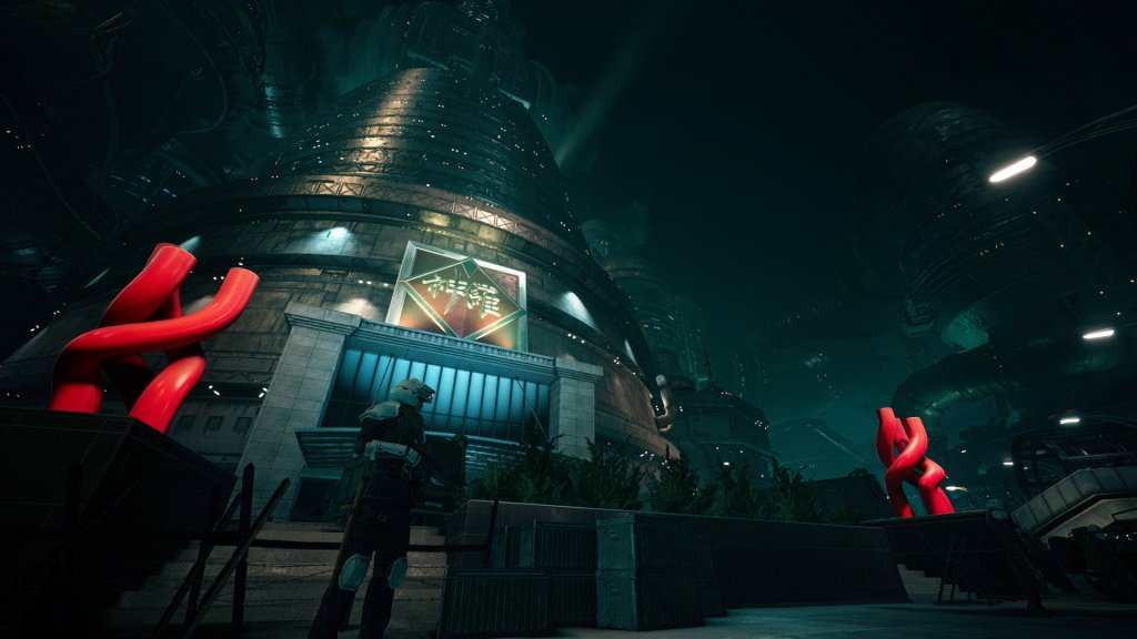 Final Fantasy VII Remake Test