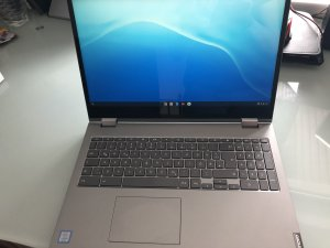 Lenovo Chromebook C340-15 Test