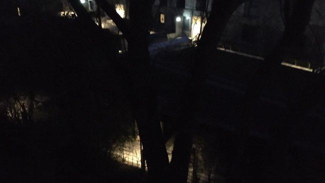 Nachtaufnahme mit dem iPhone 6S / Bild von Moritz Stoll