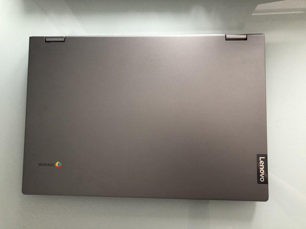 Eir testen das Lenovo Chromebook C340