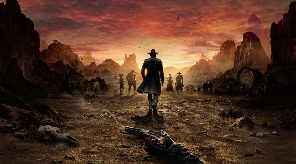 Screenshot aus Desperados 3