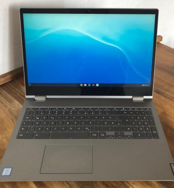 Wir testen das Lenovo Chromebook C340-15.