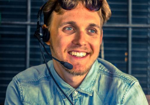 Dennis Huszak - Narrative Lead bei Desperados 3 von Mimimi Games