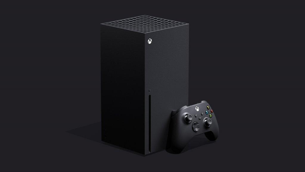 Die Xbox Series X