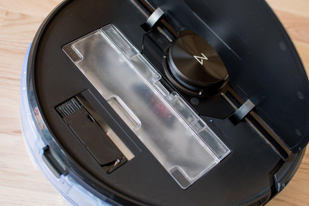 Roborock S6 MaxV Staubbehälter