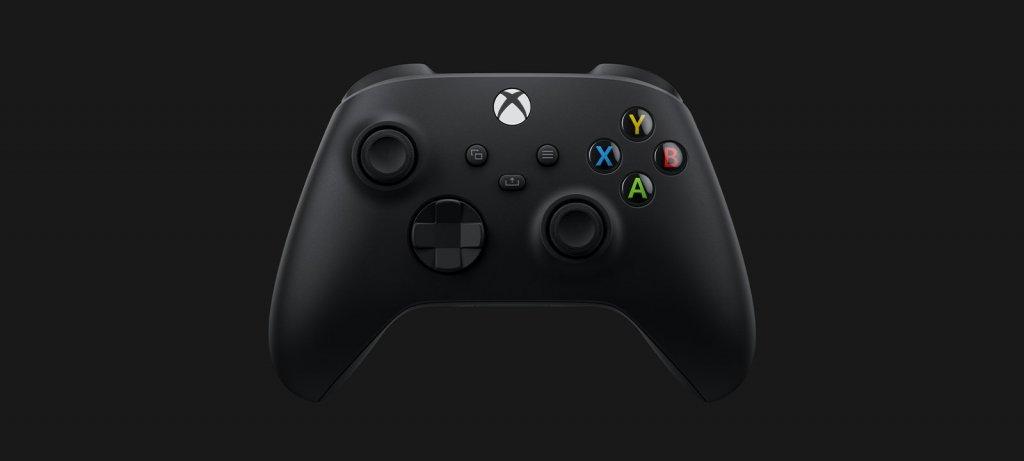 Der Controller der Xbox Series X