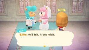 Animal Crossing New Horizons Hochzeits Event