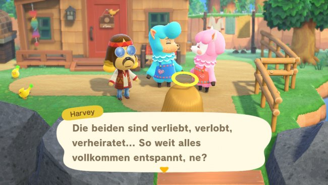 Animal Crossing New Horizons Hochzeits-Event