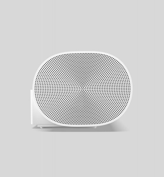 Sonos Arc Weiß im Profil