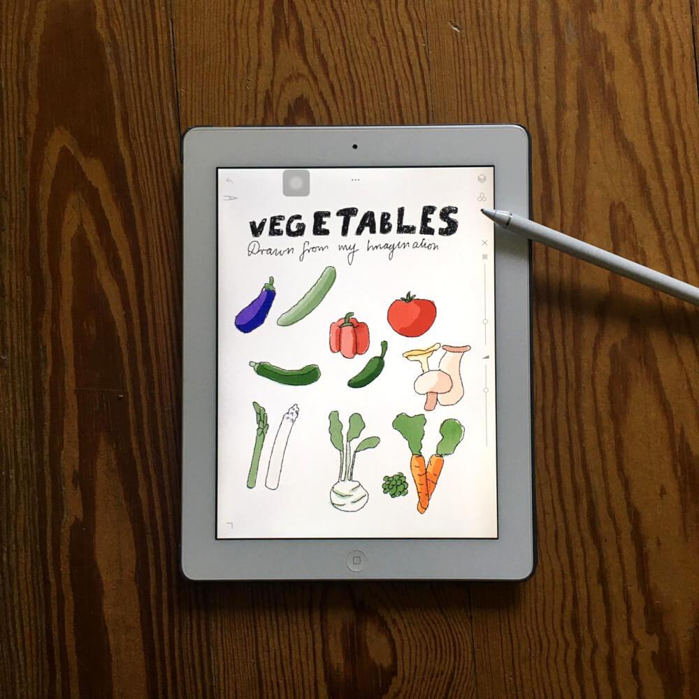 Altes iPad verwenden - Zeichnen auf dem iPad 2 ...
