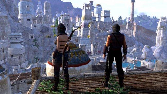 Die Stadt Tarnatia in Age of Conan