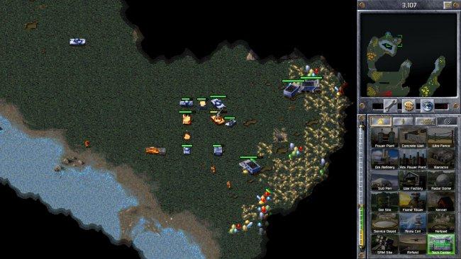 Command & Conquer: Alarmstufe Rot im Original